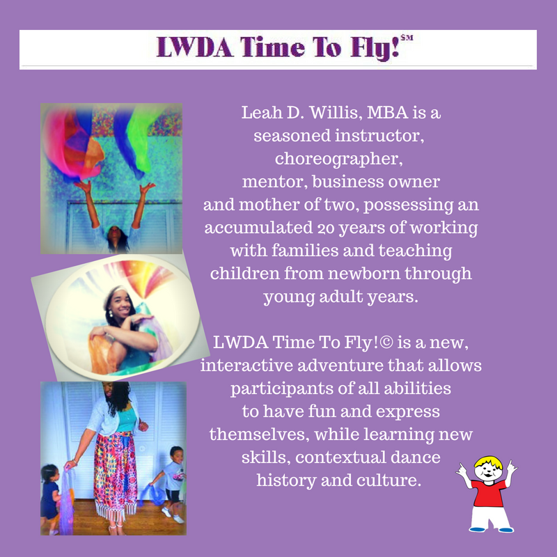 flyer for LWDA class